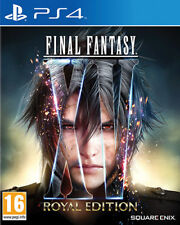Final Fantasy XV 15 Royal Edition PS4 Playstation 4 SQUARE ENIX