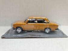IXO IST VAZ 2106 Lada Polish edition KAP 1:43 MIB OVP old stock PRL CCCP USSR.