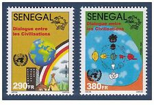 Senegal - 2001 - ( UN - Year of Dialogue Among Civilizations ) - MNH**
