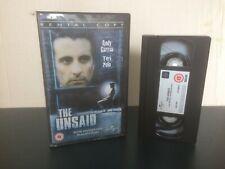 The Unsaid - Big Box, Ex Rental VHS Tape!