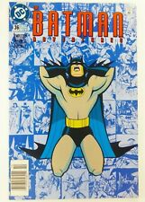 DC BATMAN ADVENTURES (1994) #36 Last Issue NEWSSTAND Variant VG/FN Ships FREE!