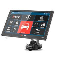 """XGODY 9"""" GPS Navigation Sat Nav UK EU Map For HGV Lorry LGV Coach HD 256MB + 8GB"""