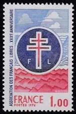 Frankrijk postfris 1976 MNH 1969 - Vrije Fransen