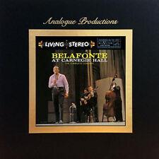 Harry Belafonte Belafonte at Carnegie Hall - The Complete Concert 200g 45RPM 5LP