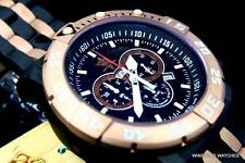 Invicta Sea Base Swiss Made Chrongraph Sapphire Titanium LE Black Watch New