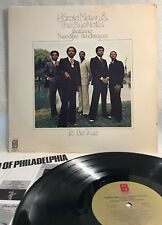 HAROLD MELVIN & THE BLUE NOTES, To Be True (KZ 33148) VG LP - R&B - 1975