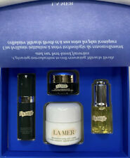 La Mer  Mini Miracle Broth Glow Collection Soft Cream, Face Oil, Serum, Eye NIB