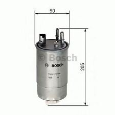 BOSCH ENGINE FUEL FILTER OE QUALITY REPLACEMENT F026402049