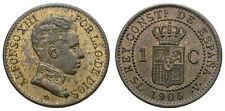 ALFONSO XIII. 1 CENTIMO. 1906 * 06  SL V.