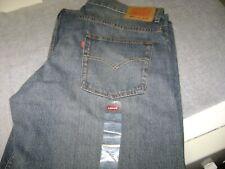 Boys Levi's 550 Jeans, LIGHT  Blue, Size 14 HUSKY  W 33  X L 28  BRAND NEW $42