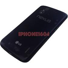 LG Google Nexus 4 E960 Back Battery Door Glass Cover Housing with NFC Part