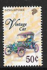 SINGAPORE SG875 1997 50c VINTAGE CAR  MNH