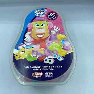 Mrs Potato Head Silly Suitcase Replacement Pieces Not Complete GUC