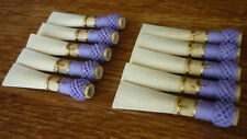 10 high quality bassoon reed blanks from Rieger cane -R1 /dukov_reeds RrR1/