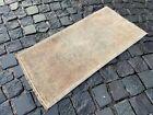 Bohemian rug, Vintage small rug, Handmade wool rug, Doormats | 1,4 x 3,0 ft