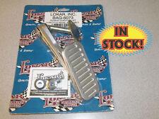 Lokar BAG-6073 - 1955-57 Chevy Billet Alum Throttle Pedal Assembly - Brushed