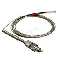 Universal EGT K Type Thermocouple Exhaust Probe High Temperature Sensors 1/8 NPT