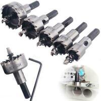 1PCS Carbide Tip TCT Drill Bit Hole Saw Kit Metal Alloy,Set I6V5