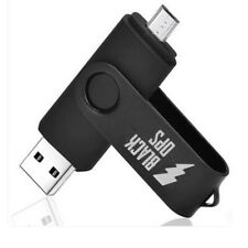 Black Ops 3-in-1 USB Stick Type-C Photo Flash Memory 64GB OTG Mobile Backup