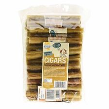 Pack of 25 Good Boy Rawhide Cigars Dog Chews 125mm x 15mm Dog Treats NEW