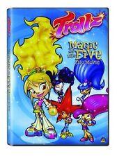 Trollz Volume 2: Magic of the Five (DVD, 2007) WORLDWIDE SHIP AVAIL