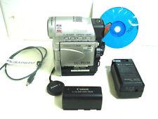 CANON ELURA miniDV Camcorder with Progressive Scan CCD [NTSC]