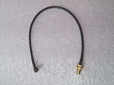 Female SMA to TS9 Adapter Cable - 205mm - For Wireless Antennae