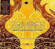 The Zombies - Live in Concert at Metropolis Studios London [New CD] Bonus DVD, P