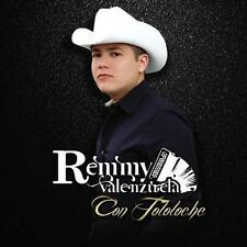 Remmy Valenzuela - Con Tololoche [New CD]