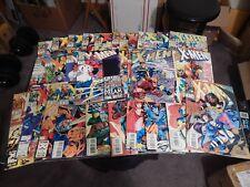 Marvel Comics X-Men Series 1, 7-36 Series 80 & 92 #1 Series Poster Issue