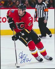 Calgary Flames A-GAutographed 8x10 Photos U-Pick ChooseSingleNhl Hockey
