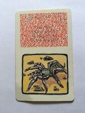 Jumanji Game Danger Card ONLY Racquet Spider 1 Replacement Part Need a hand?