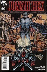 DC Comics Jonah Hex #48 of 70, 2009 Very Fine