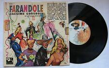 "OKLEY - ONESIME GROSBOIS (LP 25cm 10"") FARANDOLE"