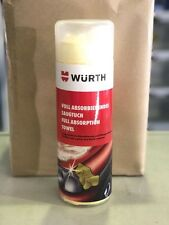 Wurth Full Absorption Towel Chamois. Excellent Quality. 64cm x 43cm.