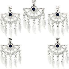 ❤ Chat sur la Lune Charms Nouveau Style ❤ Pack de 8 ❤ Artisanat//bijoux ❤ combiné p/&p ❤