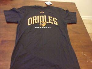 Baltimore Orioles NEW mens medium loose Under Armour MLB t shirt