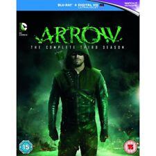 Arrow - Season 3 Blu-ray 2015 Stephen Amell Katie Cassidy David Ramsey