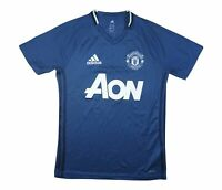 Manchester United 2016-17 Authentic Training Shirt (Excellent) S Soccer Jersey