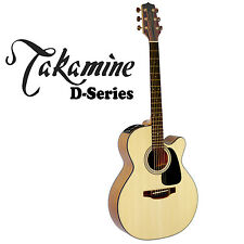 TAKAMINE ED1NCNS. D SERIES ACOUSTIC /ELECTRIC SPRUCE TOP GUITAR *BRAND NEW*