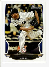 Mariano Rivera New York NY Yankees 2013 Bowman Baseball Card #141 Mint