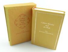Minibuch : Ein kleines Erotikon Colberts Märchen Hinstroff Verlag Rostock /r661