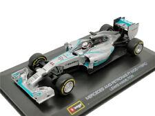 BBurago 1:32 F1 2014 MERCEDES BENZ AMG Peronas W05 Hybrid #44 Lewis Hamilton