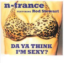 N-Trance Feat. Rod Stewart - Da Ya Think I'm Sexy? great dance/pop single