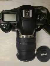 Nikon D100 6.1 MP Digital SLR Camera + Nikkor 18-70mm lens!
