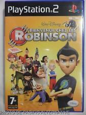 COMPLET jeu BIENVENUE CHEZ LES ROBINSON playstation 2 sony PS2 walt disney game