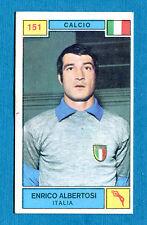Figurina CAMPIONI DELLO SPORT 1969/70-n.151- E. ALBERTOSI (ITA)-CALCIO-rec