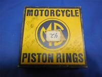 Triumph MC Piston Ring Set AC503 + 040  650cc  R16