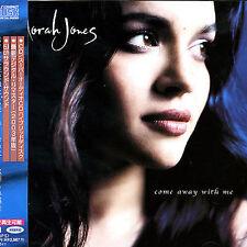 Come Away with Me by Norah Jones (CD, Nov-2003, Toshiba EMI (Japan))
