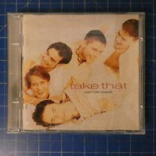 Take that everything changes BMG CD T288